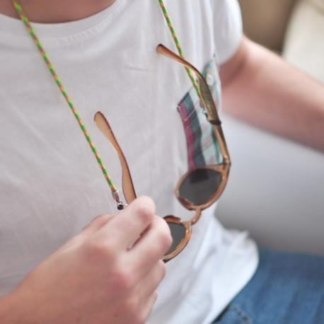 Colgador de gafas náutico